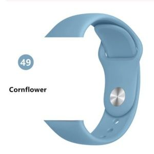 Accessories - ❤️NEW Blue Sport Silicone Band For Apple Watch